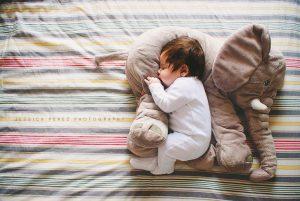 dormir bébé maroc