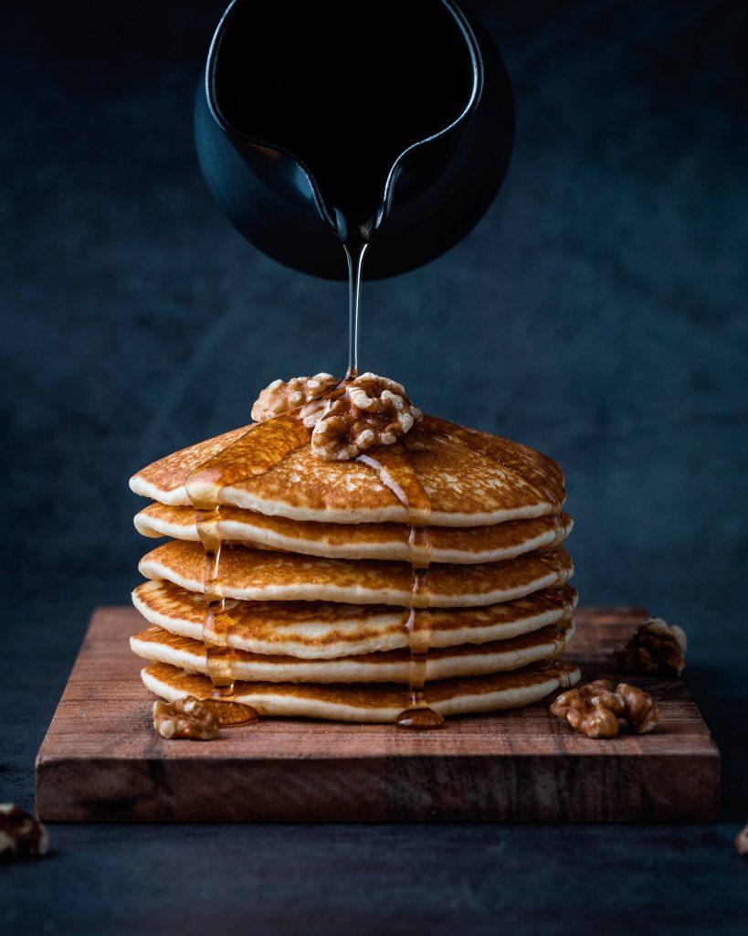 recette de pancakes - maman maroc