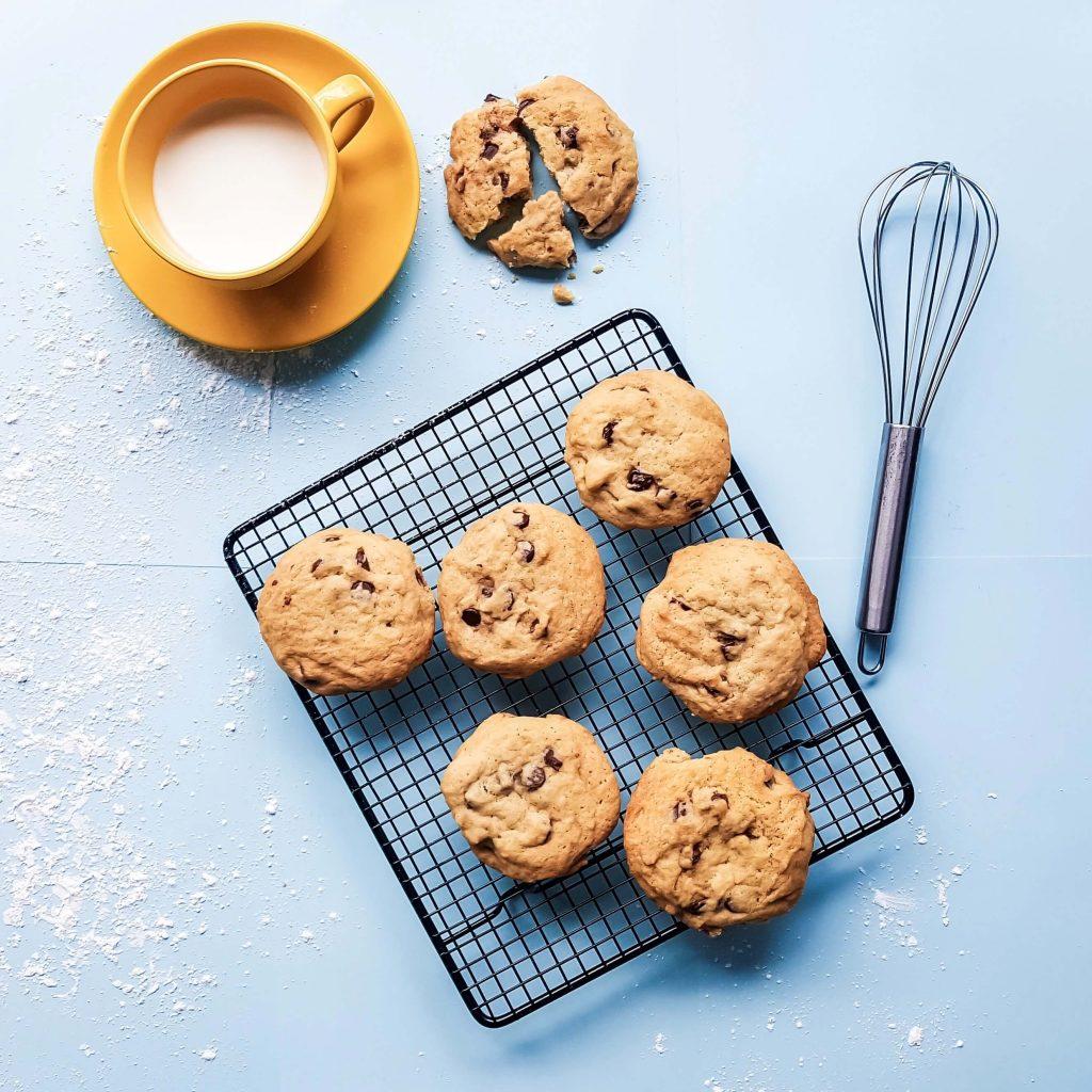 recette de cookies à 5 ingrédients