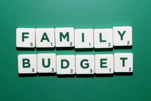 budget familial maman