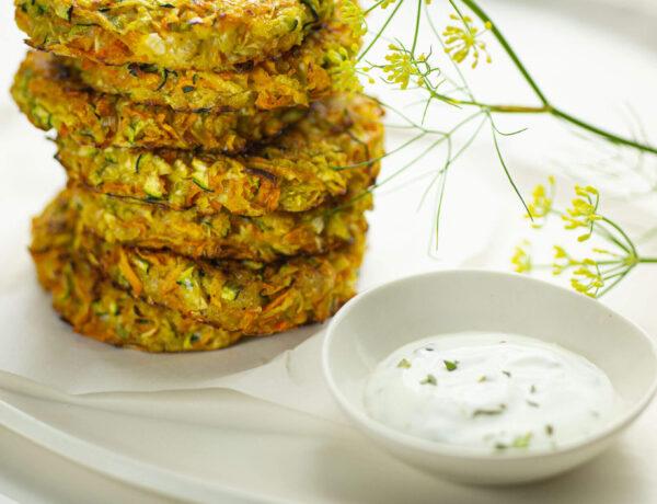 galette de légumes pour enfant maroc